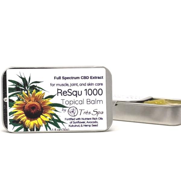 ReSqu 1000 Balm by Tres Spa