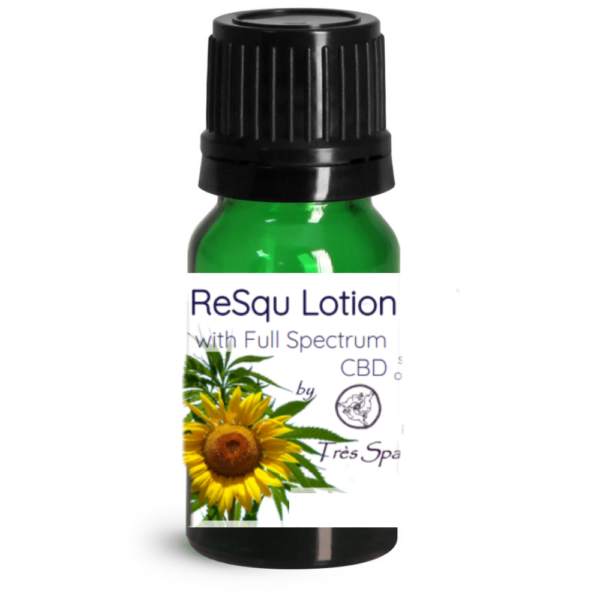 ReSqu 1000 Lotion by Tres Spa Sample